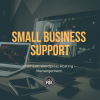 Small Business Support - Rufus Burns