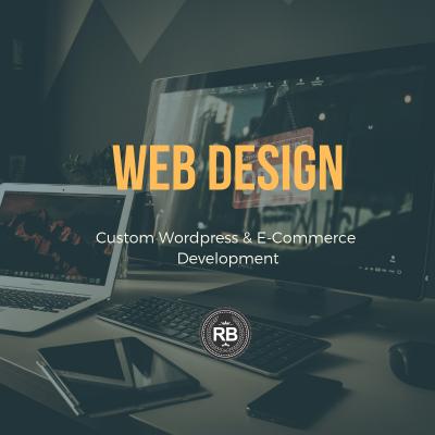 Web Design - Rufus Burns